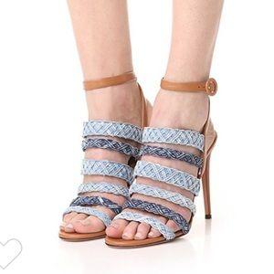 Aquazurra Tyra Sandal